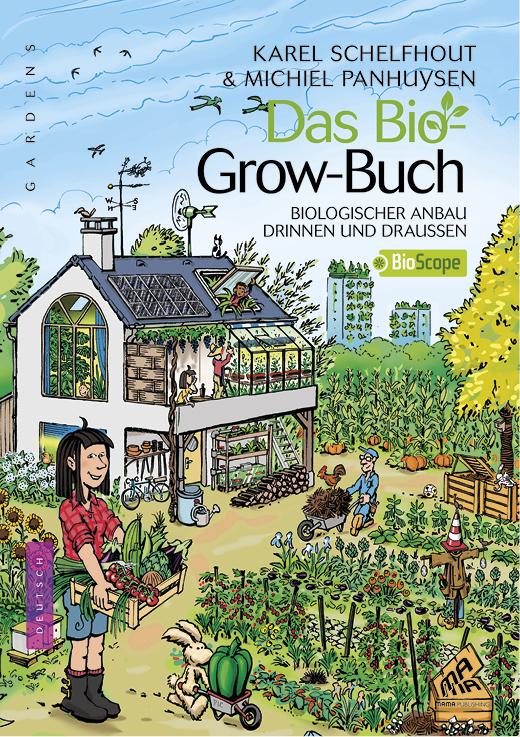 DAS BIO-GROW-BUCH