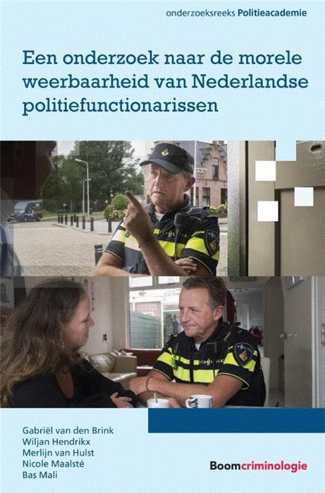 Morele weerbaarheid bij de politie